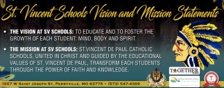 Vission and Mission Statement
